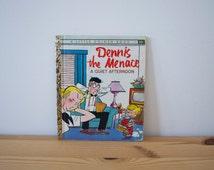 Vintage Dennis the Menace book