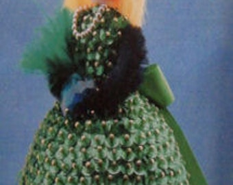 Jewels Doll Emerald Pinflair Kit