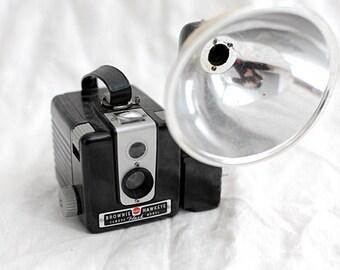 SALE // Kodak Brownie Hawkeye & Flash