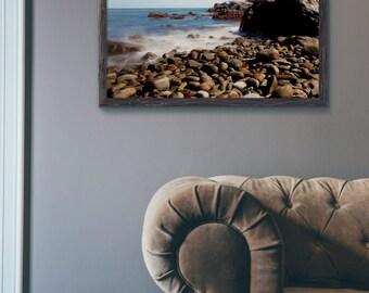 portland head lighthouse, fort williams park, portland, cape elizabeth, maine, new england, seascape, photography, fine art print