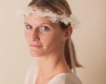 Baby's Breath Crown