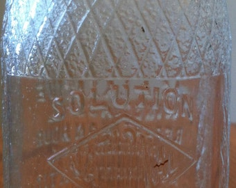 National Magnesia Company Citrate Magnesia Antique Bottle