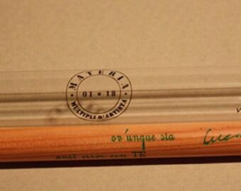 Pencil - Luca Maria Patella