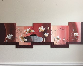 5 Piece Oil Painting