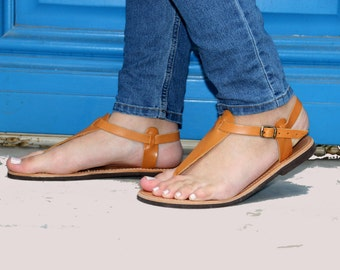 Sandals, womens leather sandals, handmade genuine leather