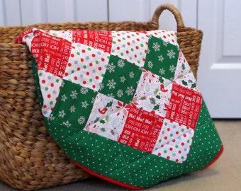 Sale: Christmas Quilt