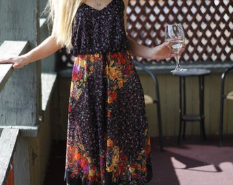 Hippie Chick Gypsy  Scarf Dress