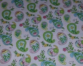 Believe -1 Yd -  Blend Fabrics - by Jone Inc. on soft Pink