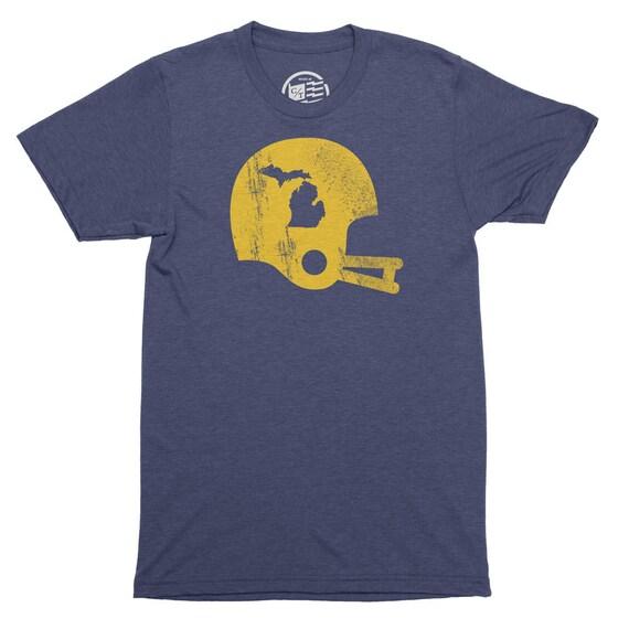 Michigan Football State T Shirt