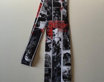 Walking Dead Full Length Necktie