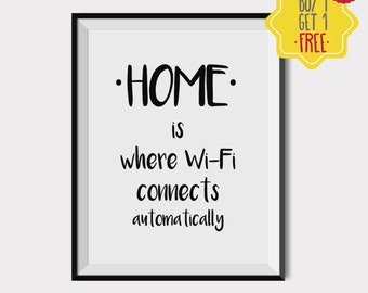 Home Quote Etsy - New home quotes
