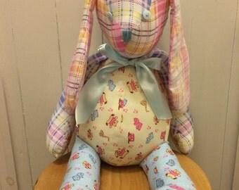 Handmade bunny rabbit