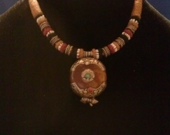 Museum Quality Ethnic Necklace