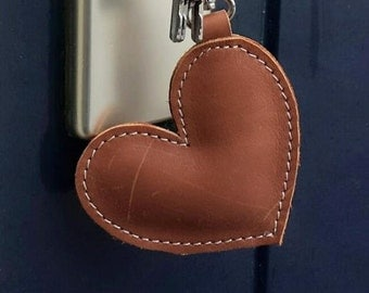 Learn the heart of large keychain
