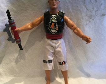 "Action Man Ninja 12"" action figure Hasbro International"