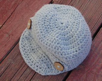 Child's Newsboy cap