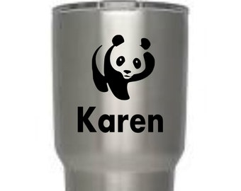 """Shop """"personalized yeti tumbler"""" in Home Décor"""