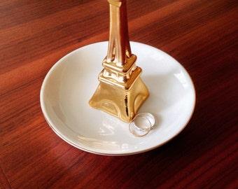 Eiffel Tower Ring Dish