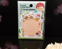 Gingerbread House Mini Sticky Memo Notes / To-do list / Shopping list / Desk / Office / Stationery / School / Teacher / Gift