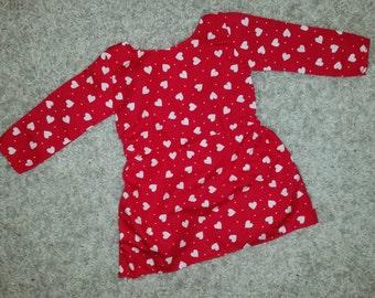 My Lil Valentines Dress