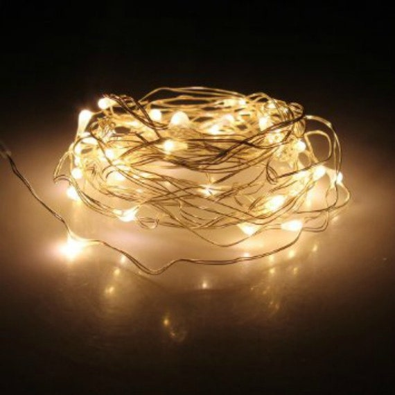 fairy lights wedding lights battery operated by groovewiththegrain. Black Bedroom Furniture Sets. Home Design Ideas