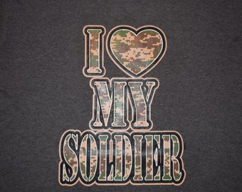 army, love soldier,