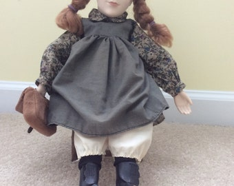 Vintage - Anne of Green Gables Doll - 1989