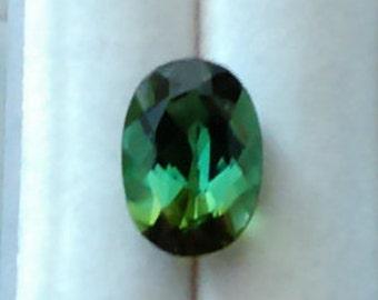 Vivid Green Tourmaline