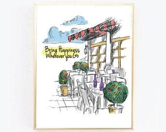 Sketch, Hand Drawn Poster, Sketch Art, Sketch Print, Sketch Poster, Printable Gift, Wall Decor, Printable Wall Art, Instant Digital Download
