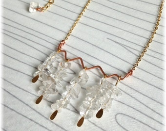 Mountain Crystal Necklace