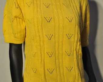 Women's Vintage Sweater
