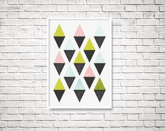 Instant download printable art, Digital download art, instant download, digital art,printable art,digital print, abstract print,downloadable