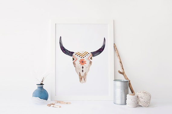 Bull Skull Wall Decor bull skull wall decor bull skull decor cow skull decor cow