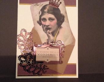 Downton Card 3