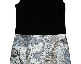 World Explorer Pocket Play Dress