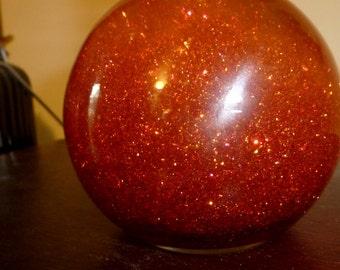 Health Potion Glitter Jar