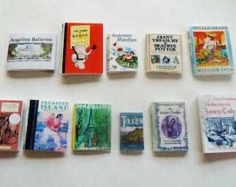 Children's Mini Library of literature