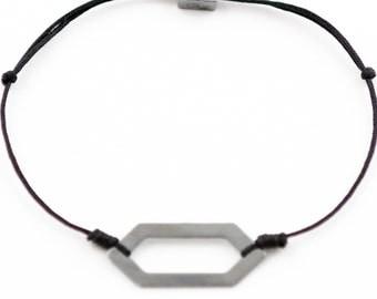 Bracelet polygon Hexagon Gun