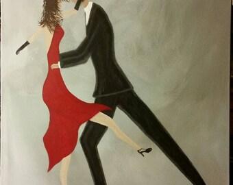 Dueling Dance