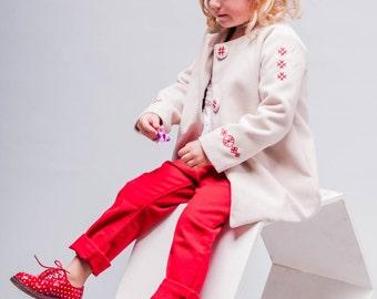 girls' coat by Gudzyk
