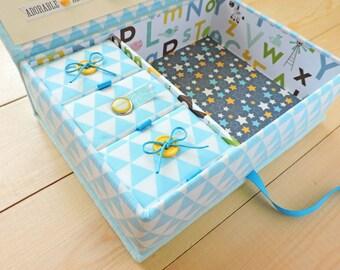 Baby Memory Box, Baby Keepsake Box, Baby Shower Box, Personalized Memory Box, Мамины сокровища