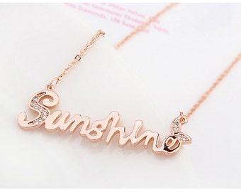 Necklace Sunshine