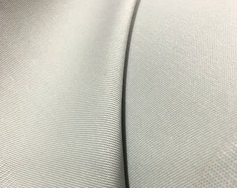 2-10 Yards of Grey Twill Decor Fabric