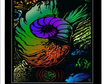 Spiral Life Card Image