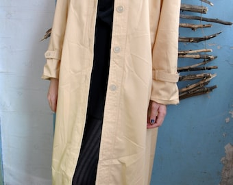 Vintage 70s cloak womens autumn coat by Cyclone