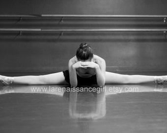 Ballerina Resting / Ballet Photography {Digital Download}