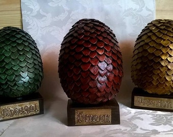 Game of Thrones - dragon eggs