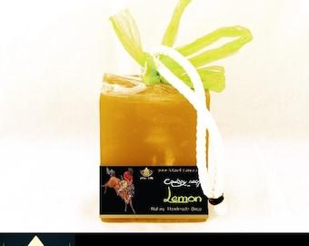 Lotus House Lemon Cowboy Soap
