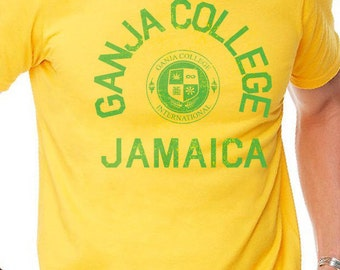 Sunshine Yellow Jamaica T