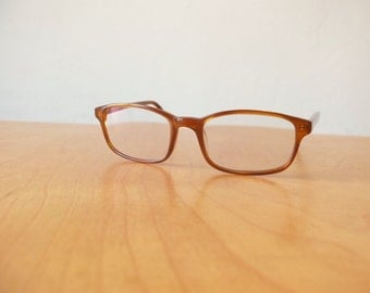 BROWN TORTOISE GLASSES
